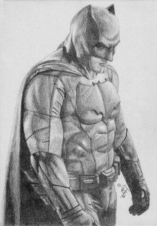 The Complete Batman Pencil Art Easy Batman Pencil Sketch And Batman Pencil Drawingargenis Trejo | Tattoo Pic