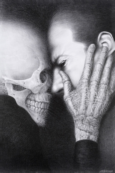 The Complete Creepy Pencil Drawings Simple Creepy Pencil Art | Scene360 Photos