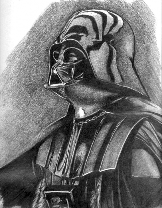 The Complete Darth Vader Pencil Drawing Free Darth Vader Pencil Drawings - Google Search | .s.w. | Star Wars Picture