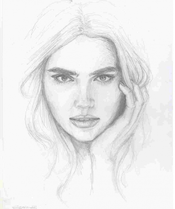 The Complete Easy Portrait Drawing For Beginners Courses Only Daysrhmediumcom How Easy Beginner Portrait Drawing I Learned To Images