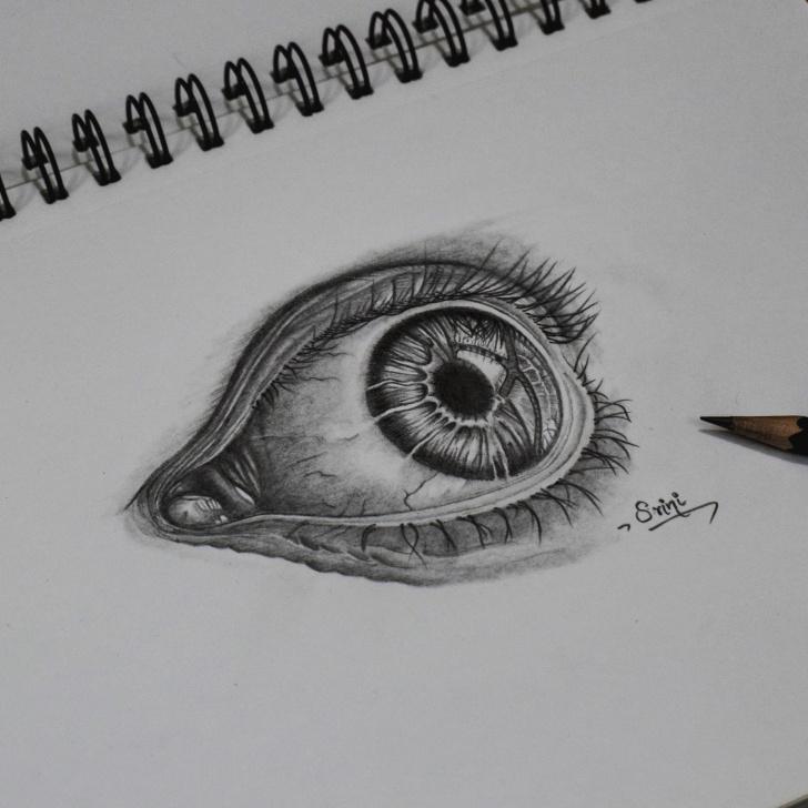 The Complete Eye Pencil Sketch Tutorial Drawing An Eye – Pencil Art – Creativentechno Photos