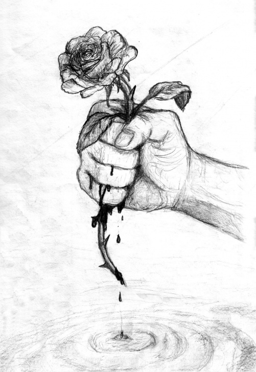 The Complete Heart Touching Drawing Pencil Step by Step Sad Meaningful Drawings - Google Search | Stuff I'm Gonna Draw | Sad Photos