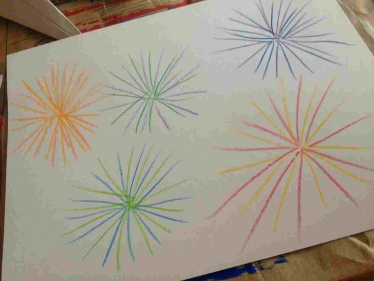 The Complete How To Draw Firworks With Color Pencils Tutorials How To Draw Fireworks With Color Pencils - Gigantesdescalzos Pics