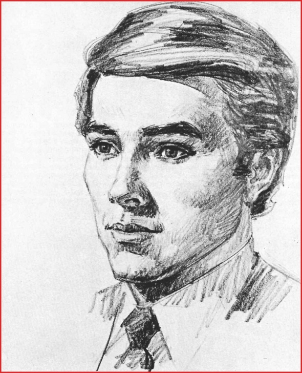 The Complete Human Portrait Drawing Easy Human Face Sketch Drawing And Drawing Faces Human Face Sketches Image