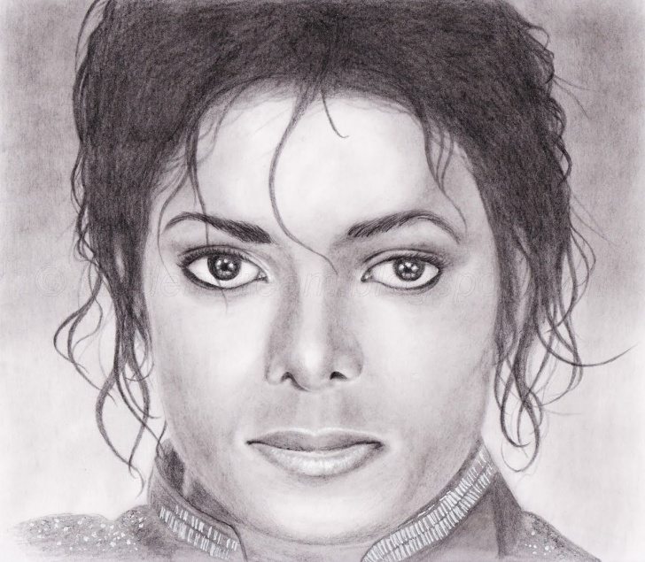 The Complete Michael Jackson Pencil Sketch Tutorial Michael Jackson Pencil Sketch And Michael Jackson Sketches Drawings Image