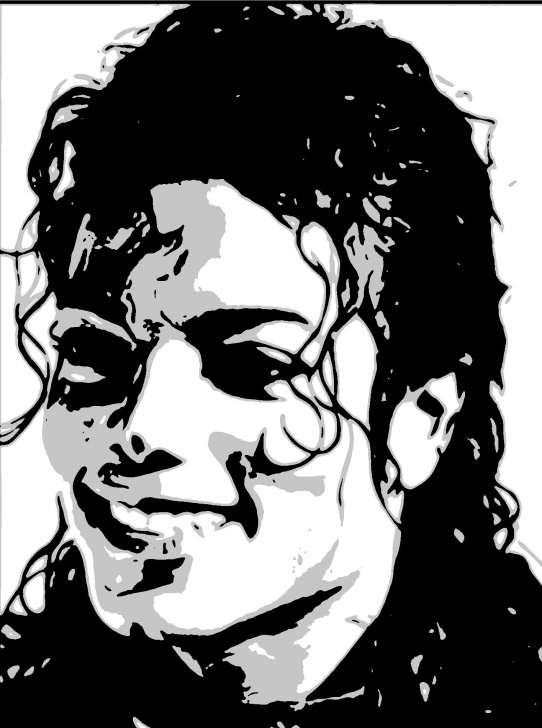 The Complete Michael Jackson Stencil Art Techniques for Beginners Pin By Shaukat Ali On Art | Michael Jackson Art, Michael Jackson Image