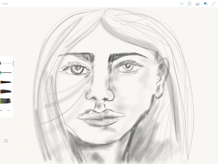 The Complete Pencil Sketch Cost for Beginners The 20 Best Drawing Apps For The Ipad Pro | Page 2 | Digital Trends Pics
