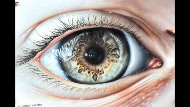The Complete Realistic Eye Pencil Drawing Simple Green Eye Pencil Sketch And Drawing A Hyper Realistic Eye Using Image