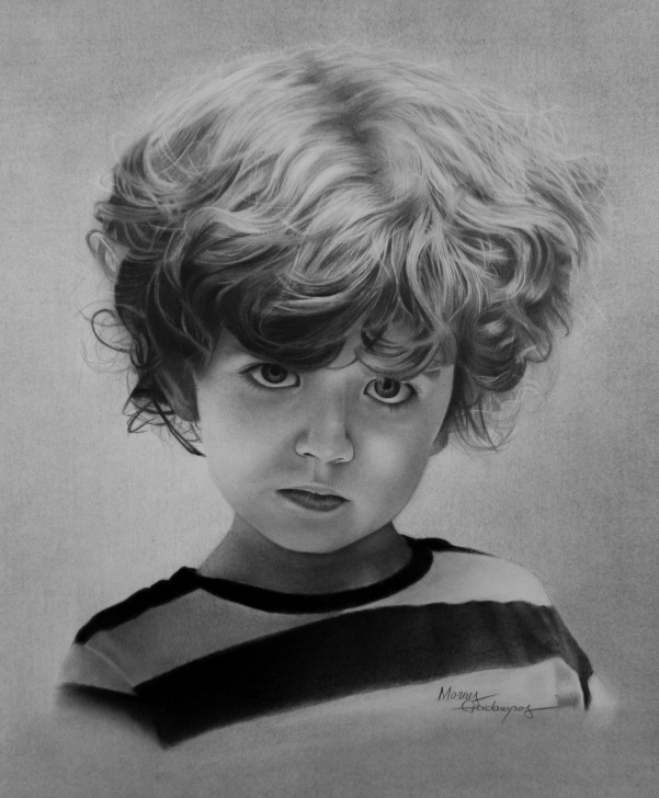The Complete Realistic Graphite Portraits Techniques Pencil Portrait #pencil #portrait #realistic #drawing #artwork #art Pictures