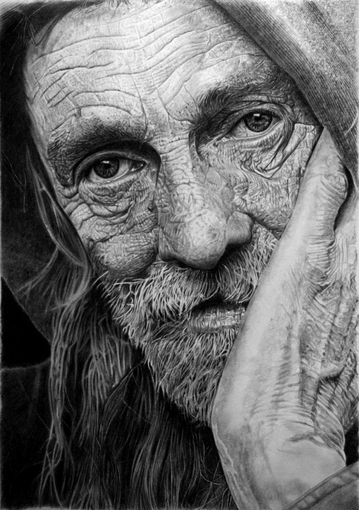 The Complete Realistic Pencil Art Simple Hyper Realistic Pencil Drawings By Italian Artist Franco Clun Photos