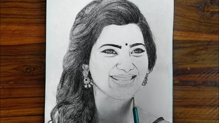 The Complete Samantha Pencil Sketch Ideas Samantha Pencil Drawing By || Vishweswar_Arts || Pencil Drawing || Sketch  || Samantha Akkineni || Photo
