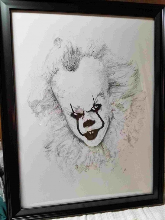 The Complete Scary Pencil Drawings Tutorials Original-Pencil-Drawings-Of-Clowns-Colour-Pencil-Drawing-Of-Scary Photos