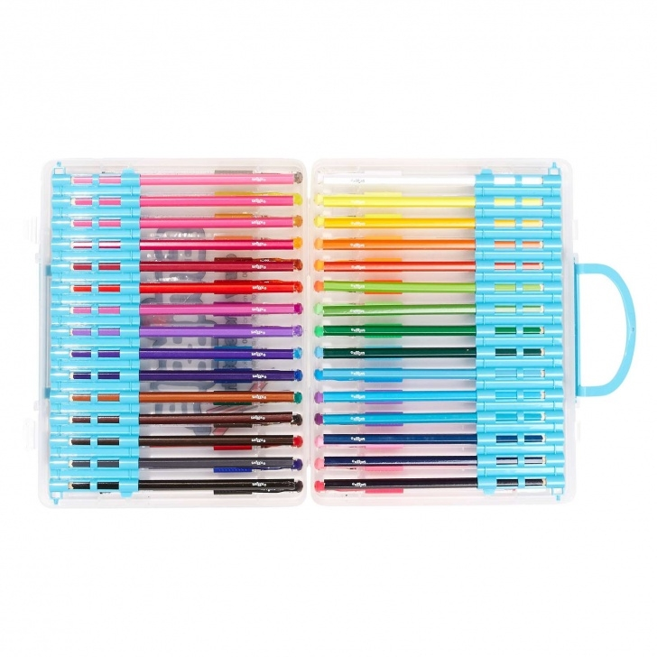 The Complete Smiggle Carry And Sketch Free Pen & Pencil Multi Pack X60 - Smiggle Online Pic
