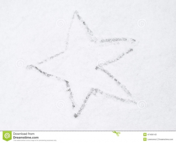 The Complete Star Pencil Drawing Step by Step Drawing Star On Snow Stock Image. Image Of Star, Pencil - 47406143 Images