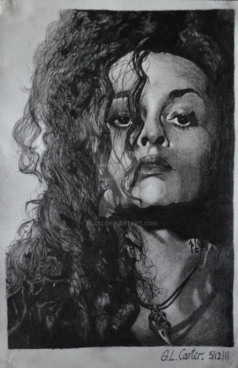 The Complete Tonal Pencil Drawing Techniques Helena Bonham Carter - A5 Tonal Pencil Drawings By Glc12 On Deviantart Picture