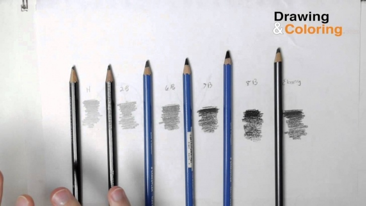 The Most Famous Best Grade Pencil For Sketching Tutorial Pencil Hardness: The Only Pencils You Need (Short Version) Picture