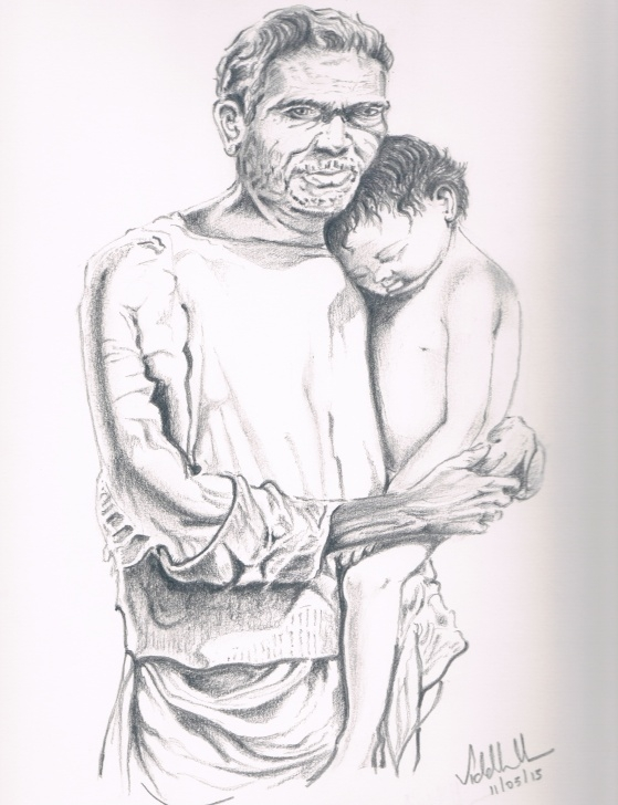 The Most Famous Bharathiyar Pencil Drawing for Beginners Bharathiyar Poem | Light And Shade Photo