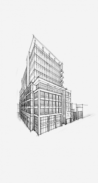 The Most Famous Building Pencil Sketch Lessons Building Pencil Sketch Architecture Iphone Wallpaper | Iphone Pic