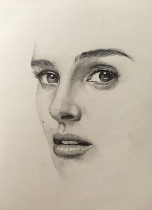 Cool Portrait Drawings