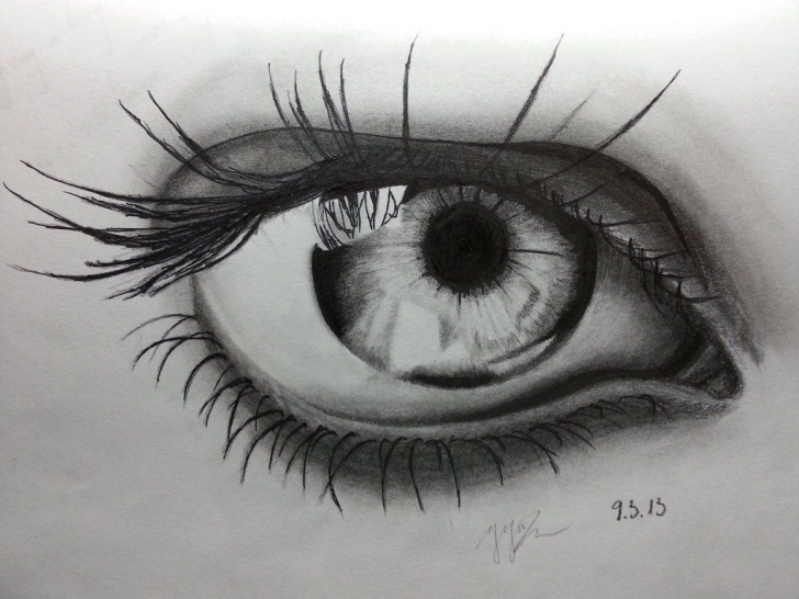 The Most Famous Eye Pencil Art Free Eye Pencil Art Hd Wallpaper | Art | Pencil Drawings, Eye Pencil Photo