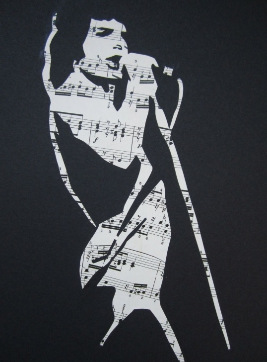 The Most Famous Freddie Mercury Stencil Art Techniques for Beginners Freddie Mercury Stencil | Stencils In 2019 | Freddie Mercury Picture