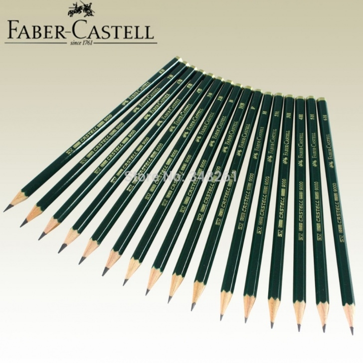 The Most Famous Order Of Graphite Pencils Easy Us $9.6 20% Off|16Pcs Of Faber Castell 9000 Graphite Pencil For Writing  Drawing And Sketching Art Set-In Standard Pencils From Office & School Photo