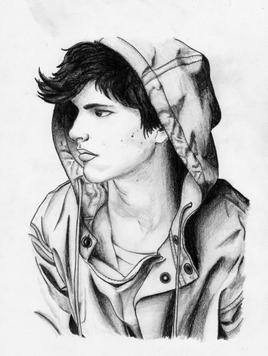 The Most Famous Pencil Drawing Of Boy Ideas Pencil Drawing Wallpapers - Wallpaper Cave Photo