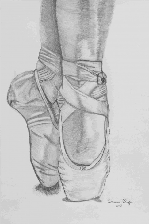 The Most Famous Pencil Sketch Of Dancing Girl Techniques Gymnastics-Pencil-Drawings-Of-Ballet-Dancers-Girl-Sketch-By-Yenthe Photos