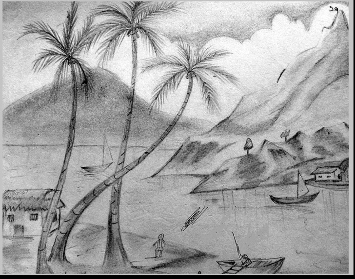 The Most Famous Pencil Sketches Of Nature Lessons Pencil Sketch Pictures Nature And Pencil Drawings For Nature Pencil Image