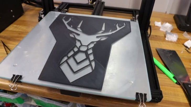 The Most Famous Stencil Art 3D Lessons Project] Create A Custom T-Shirt With 3D Printed Stencils | All3Dp Photos