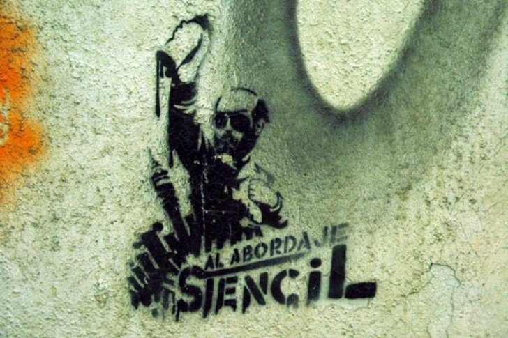 The Most Famous Stencil Art Street Tutorial How To Do A Little Street Art: Printable Stencils | Widewalls Images