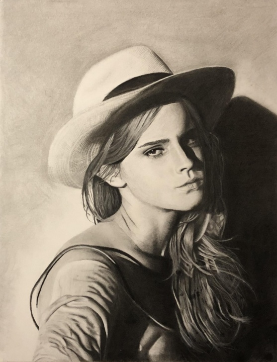 The Most Famous The Most Realistic Drawing Techniques An Older Drawing. Still The Most Realistic Portrait I've Ever Done Photo