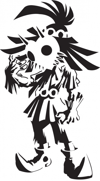 The Most Famous Zelda Stencil Art Courses Skull Kid Stencil. Kind Of Want This As A Tattoo. | Random | Zelda Image