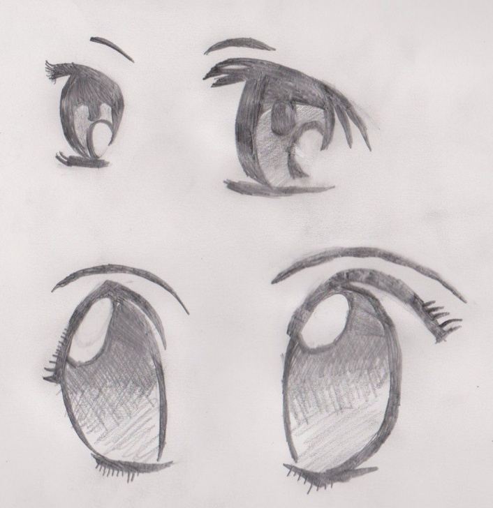 Top Anime Eyes Pencil Techniques Pin By Leah Newell On Drawing And Such In 2019 | Pencil Drawings Photos