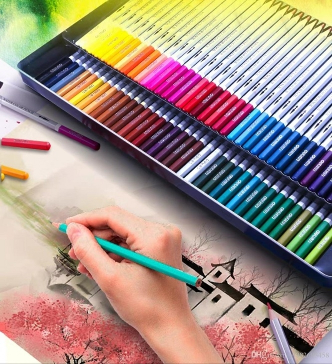 Top Colored Pencil Water Techniques $Seoproductname Pictures