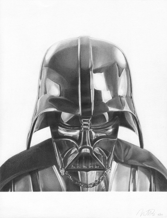 Top Darth Vader Pencil Drawing Lessons Here Is A Pencil Drawing Of Darth Vader. | Amazing Drawings | Darth Image