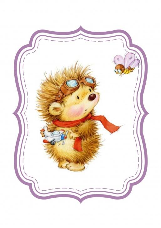 Top Drawing Cute Animals In Colored Pencil Step by Step Marina Fedotova | Cute Animals | Cute Drawings, Cute Art, Hedgehog Art Photos