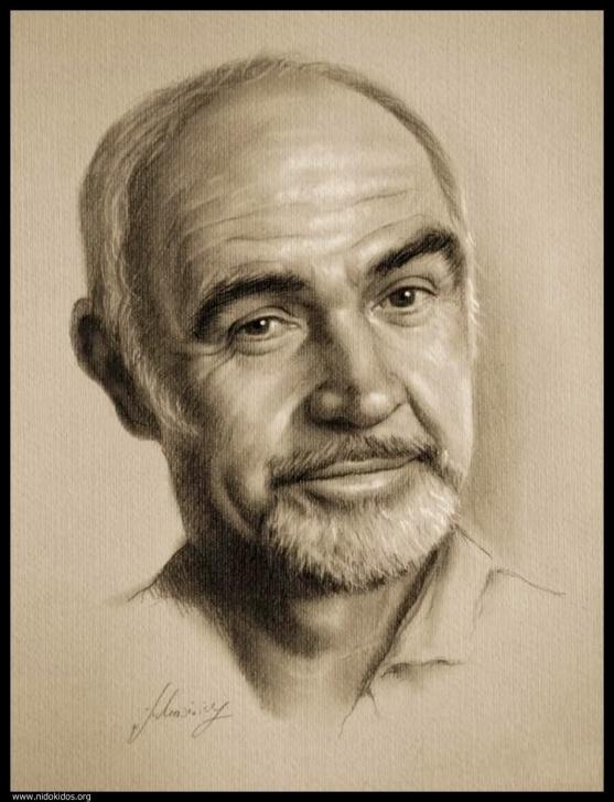 Top Famous Pencil Portrait Artists Tutorial Pencil Art Of The Famous People | Favorite Male Stars | Pencil Pics