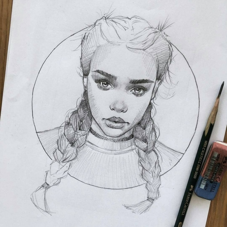 Top Pencil Drawing Instagram Lessons ✏Daily Dose Of Sketching (@sketch_Dailydose) • Instagram Photos And Pics