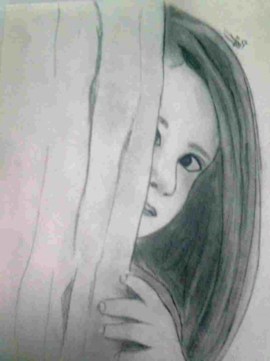 Top Simple Pencil Art Drawings Techniques for Beginners Beginner Simple Pencil Art   Drawing Work Photo