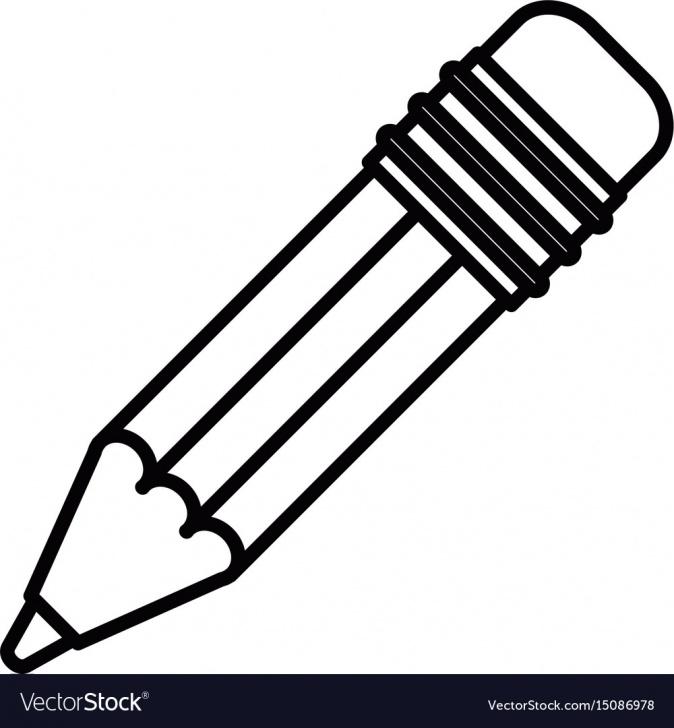 Sketch Of Pencil