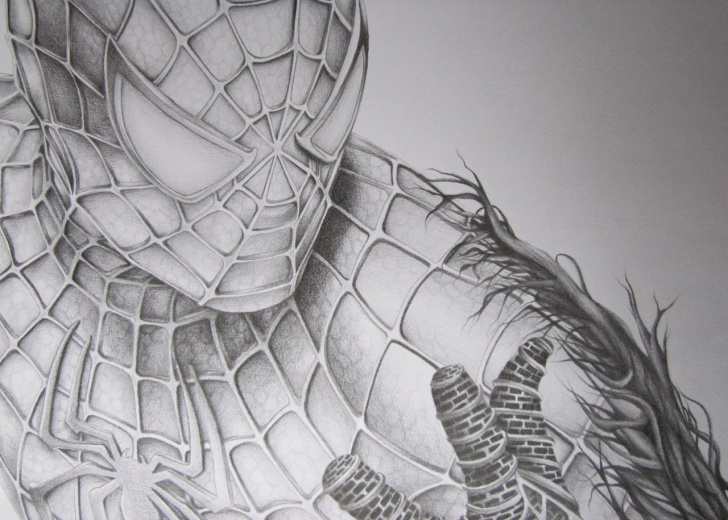 Top Spiderman Pencil Sketch Free Pencil Sketch Spiderman And Spiderman Pencil Sketch Spiderman Pencil Pictures