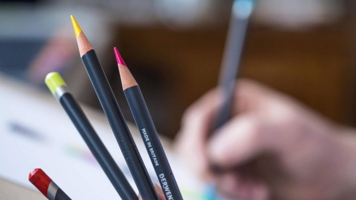 Wonderful Best Grade Pencil For Sketching Easy The Best Pencils: The Best Mechanical, Colouring And Drawing Pencils Pic