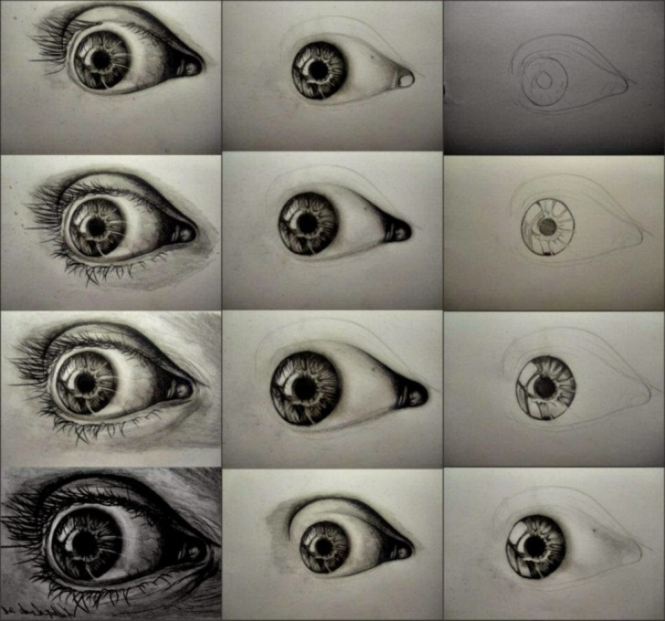 Wonderful Charcoal Drawing Step By Step Techniques for Beginners Charcoal Paintings Search Result At Paintingvalley Image
