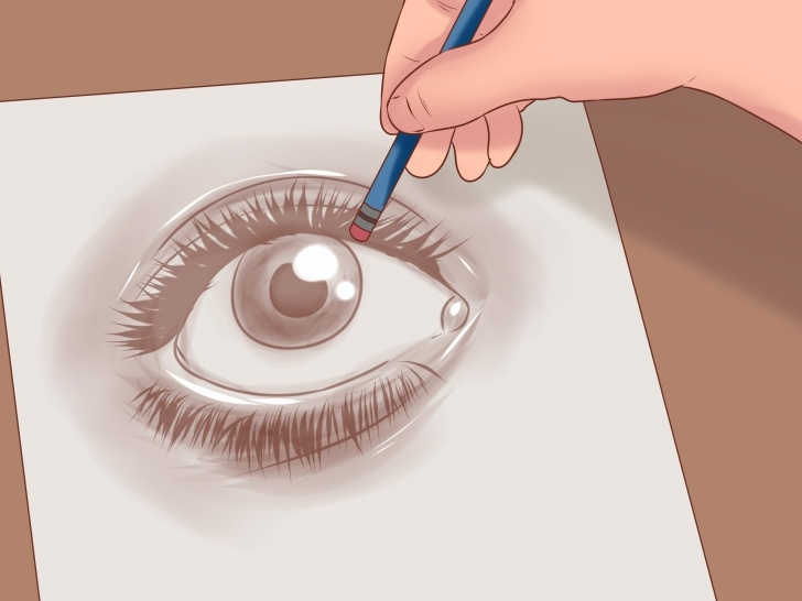 Wonderful Drawing Using Pencil Ideas How To Draw Using Only A Pencil: 7 Steps (With Pictures) - Wikihow Picture