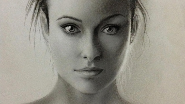 Wonderful Face Pencil Sketch Tutorial 60 Minutes Realistic Face Graphite Pencil Sketching, Shading And Blending. Pics