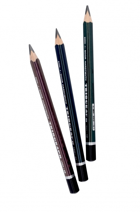 Wonderful First Graphite Pencil Ideas Jumbo Triangular Graphite Pencil 1833 3 | Koh-I-Noor Hardtmuth A.s. Pics