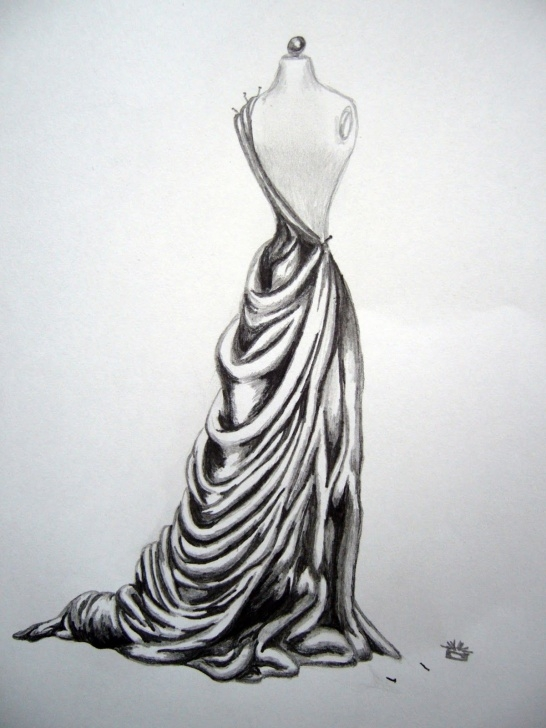 Wonderful Inspirational Pencil Sketches Easy Inspirational Drawings Tumblr | Drawings Of Dresses With Pencil Pic