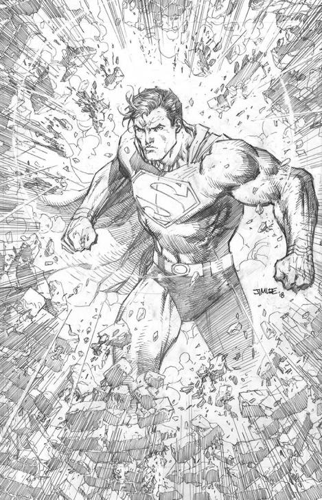 Wonderful Jim Lee Pencil Art Lessons Justice League #7 Jim Lee Pencil Var Ed Image