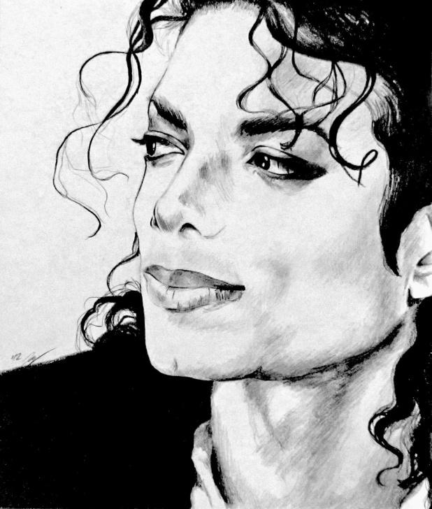 Wonderful Michael Jackson Pencil Drawing Tutorials Michael Jackson | Michael In 2019 | Michael Jackson Drawings Image